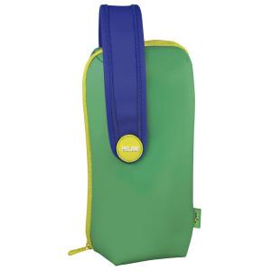 Multipiórnik owalny z wyposażeniem MILAN Sway Mix zielony