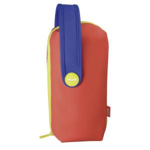 Multipiórnik owalny z wyposażeniem MILAN Sway Mix czerwony