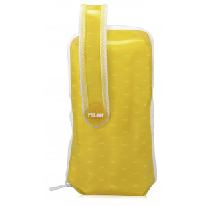 Multipiórnik owalny z wyposażeniem MILAN Look II żółty