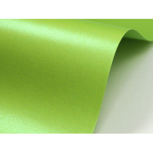 Papier Majestic - Satin Lime