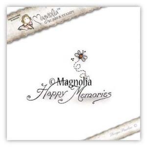 Stempel Magnolia - Happy Memories Kit