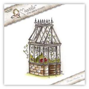 Stempel Magnolia - Vintage Organgeri