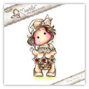 Stempel Magnolia - Rosebud Tilda