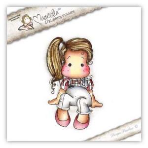 Stempel Magnolia - Frenchy Tilda