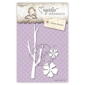 Wykrojniki Magnolia - Sakura Branch