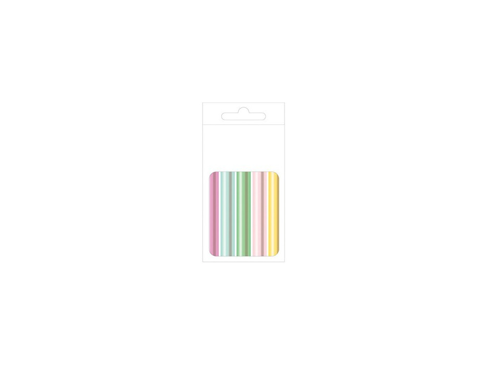 Chalks 5 sticks - Assorted Colours, American Crafts