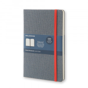 Notatnik Moleskine - Blend Hard Blue - Large