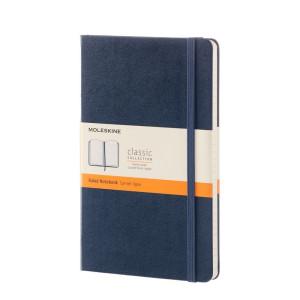 Notatnik Moleskine - Sapphire Hard - Large
