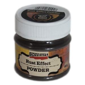 Efekt rdzy - proszek 180 g, Pentart