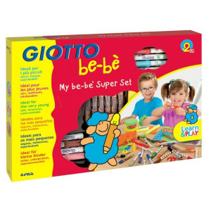 Giotto Bebe Maxi Super Set