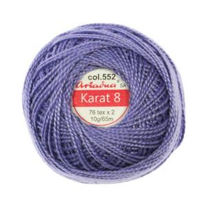 Kordonek Karat 8 - 76x2, 10 g - 65 m, 552
