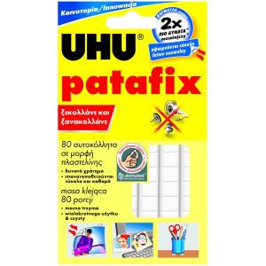Masa klejąca, UHU Patafix, samoprzylepna 80 porcji, 53 g