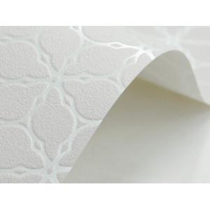 Papier ozdobny, wzorzysty - blado różowy