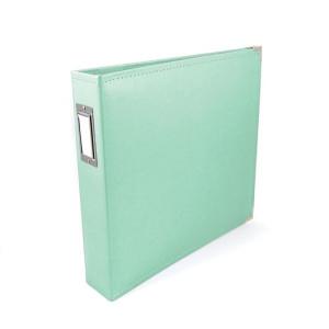 Album skórzany, klasyczny We R 30,5 x 30,5 cm - Mint
