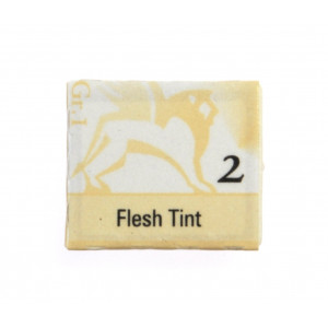 Watercolors in cubes - Renesans - 1,5 ml - Flesh Tint