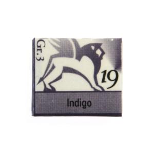 Akwarele w kostkach - Renesans - 1,5 ml - Indigo