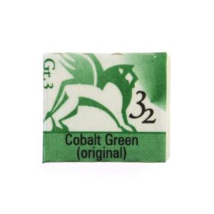 Akwarele w kostkach - Renesans - 1,5 ml - Cobalt Green