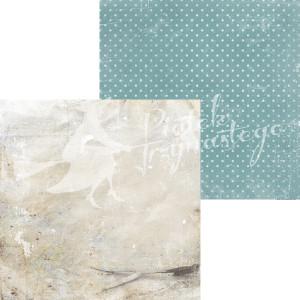 Papier 30 x 30 cm - Piątek Trzynastego - Nad brzegiem morza 03
