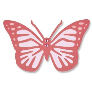 Wykrojnik Sizzix - Thinlits Die - Intricate Vintage Butterfly