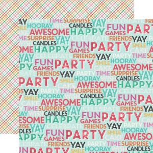 Papier Echo Park - Party Time - Surprise Party
