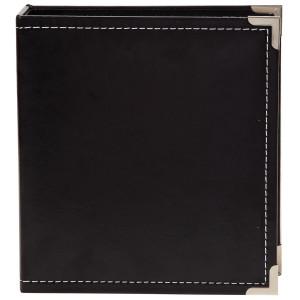 Czarny album - SN@P! Faux Leather - Simple Stories