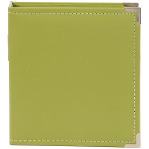 Zielony album - SN@P! Faux Leather - Simple Stories