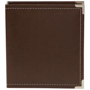 Brązowy album - SN@P! Faux Leather - Simple Stories
