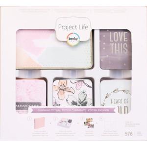 Zestaw kart Becky Higgins - Project Life - Charming Core Kit