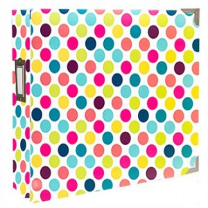 Album Project Life - PL - Bold Dots
