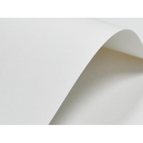 Papier ozdobny Elfenbens - Gładki (002) 246g biały