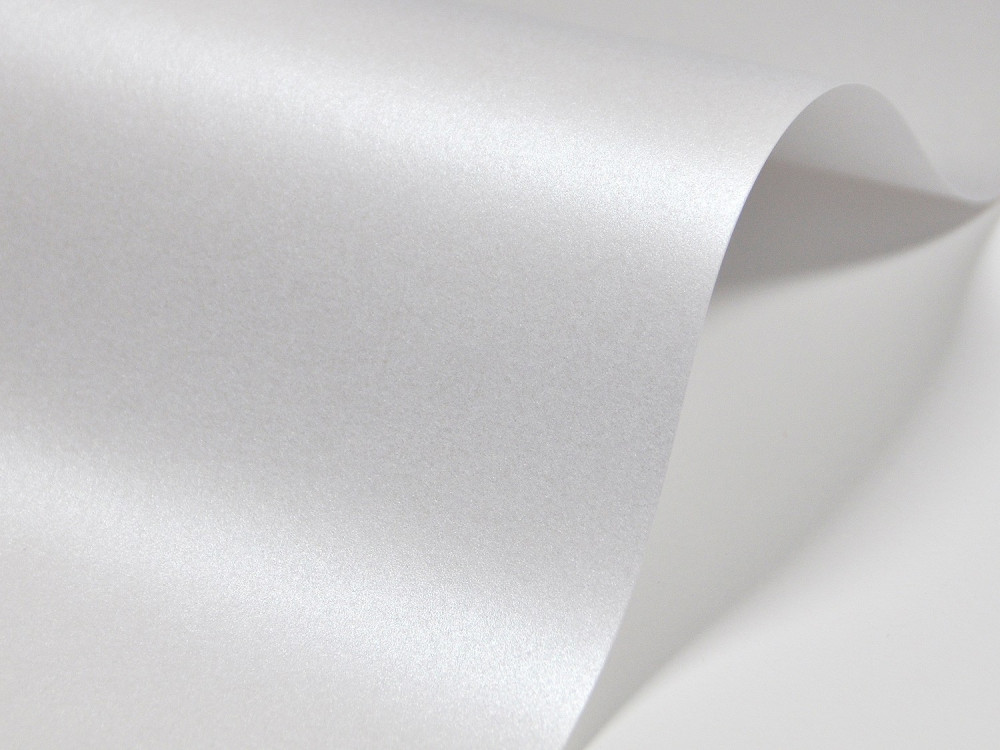 Majestic Paper 120g - Marble White, A4, 20 sheets