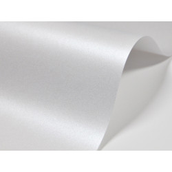 Papier Majestic 250g - Marble White, biały, A4, 20 ark.