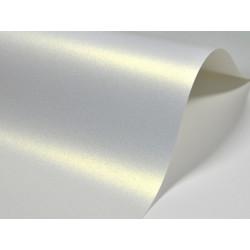 Papier Majestic 120g - Light Gold, kremowy, A4, 20 ark.