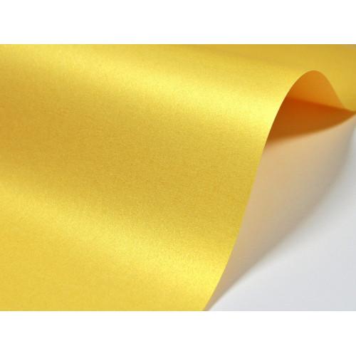 Papier Majestic 250g A4 Mellow Yellow 20 ark.