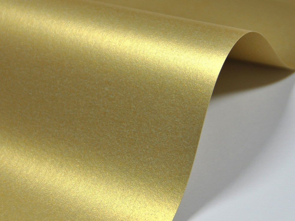 Majestic Paper 250g - Real Gold, A4, 20 sheets