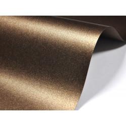 Papier Majestic 120g - Medal Bronze, brązowy, A4, 20 ark.