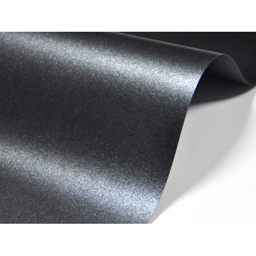 Papier Majestic 250g A4 Anthracite 20 ark.