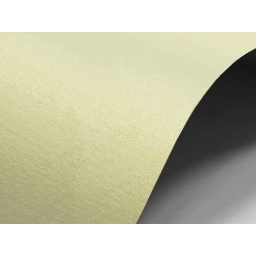 Sirio Pearl Paper Merida - Cream 110 g A4 20 sheets