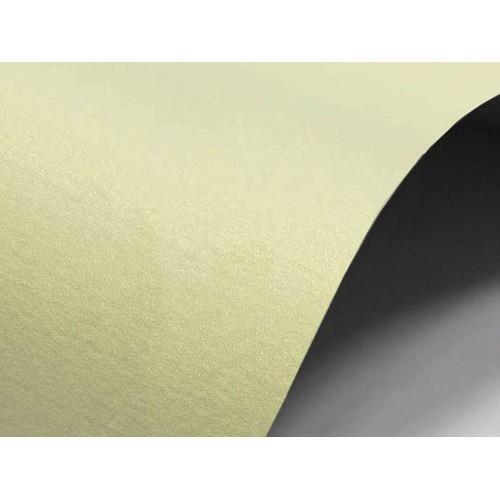 Sirio Pearl Paper Merida 220g - Cream, A4, 20 sheets