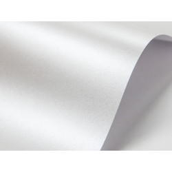 Constellation Jade Paper 215g - Satin, silver, A4, 20 sheets
