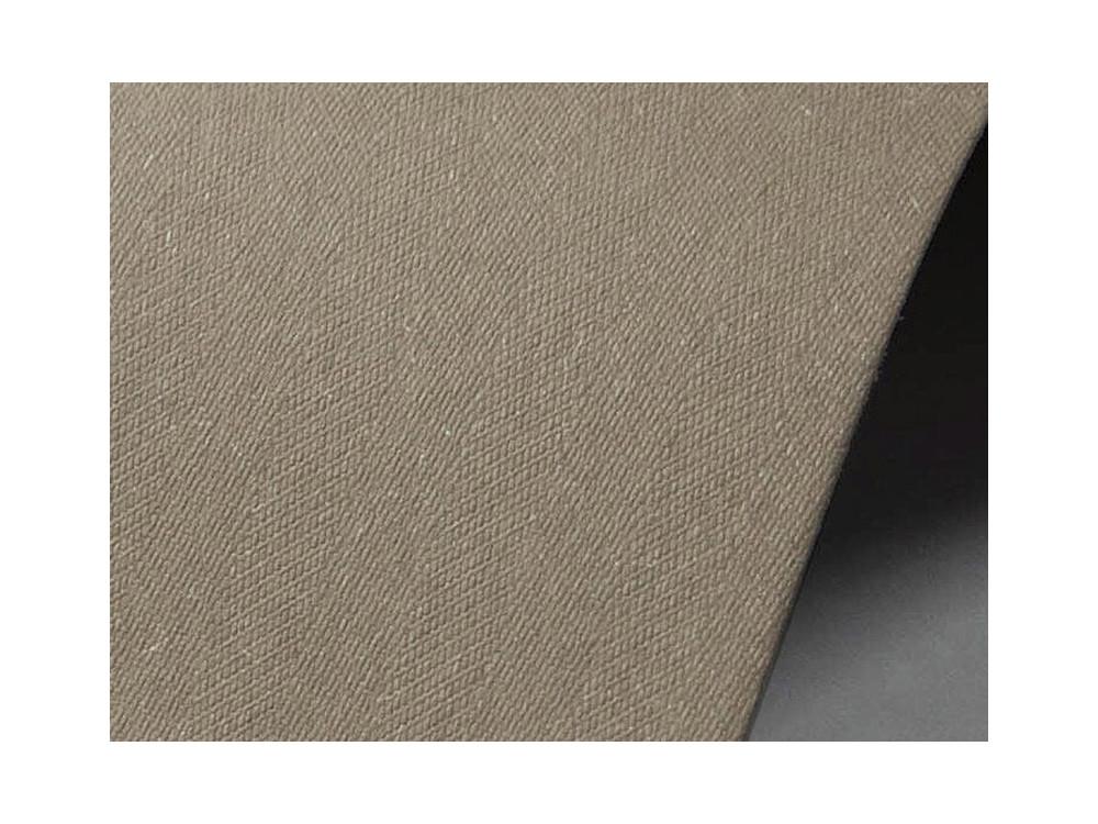 Papier Savile Row Tweed 100g - Camel, brązowy, A4, 20 ark.