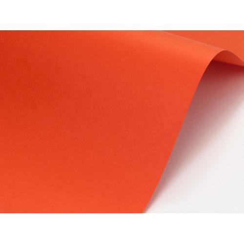 Papier Sirio Color 115g - Arancio, pomarańczowy, A4, 20 ark.