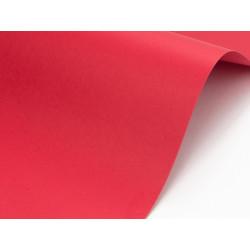 Papier Sirio Color 115g - Lampone, czerwony, A4, 20 ark.