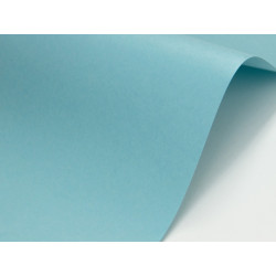 Papier Sirio Color 115g - Celeste, błękitny, A4, 20 ark.