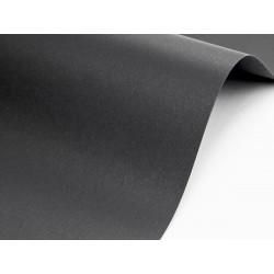Papier Sirio Color 115g - Nero, czarny, A4, 20 ark.