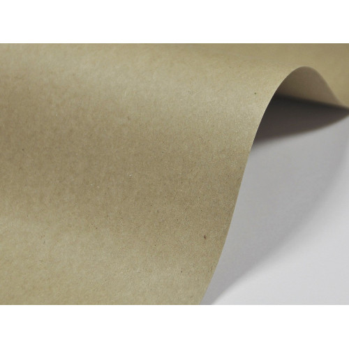 Recycled paper 140g - Schoellershammer - brown, A4, 20 sheets