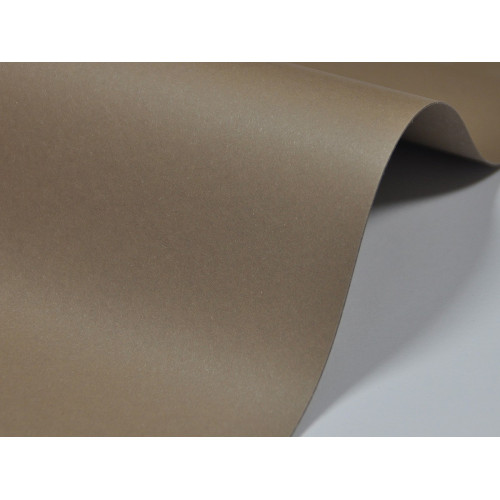 Papier Woodstock 285g - Noce, brązowy, A4, 20 ark.