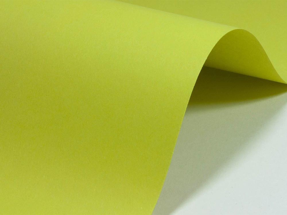 Papier Woodstock 110g - Pistachio, zielony, A4, 20 ark.