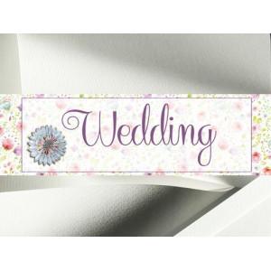 Zestaw papierów na zaproszenia ślubne 48 ark. 24 kolory