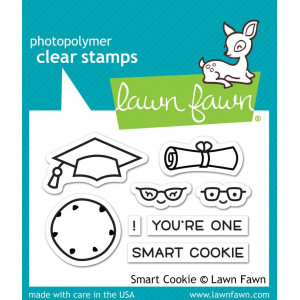 Stempel Lawn Fawn - Smart Cookie